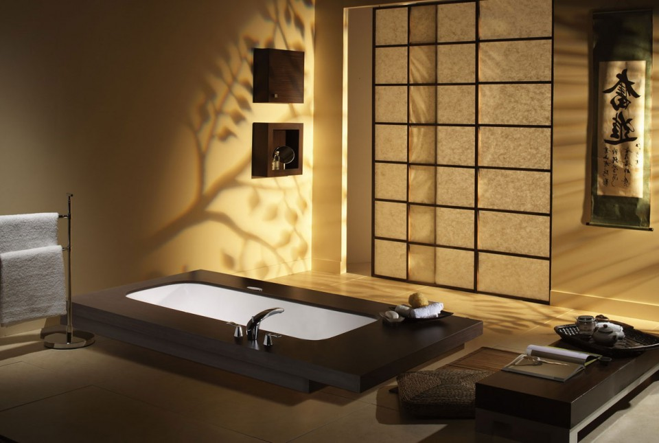 for Bathroom design japanese style